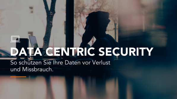Data Centric Security