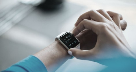 Smartwatch einstellen